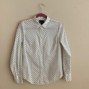 J. Crew size 4 blouse